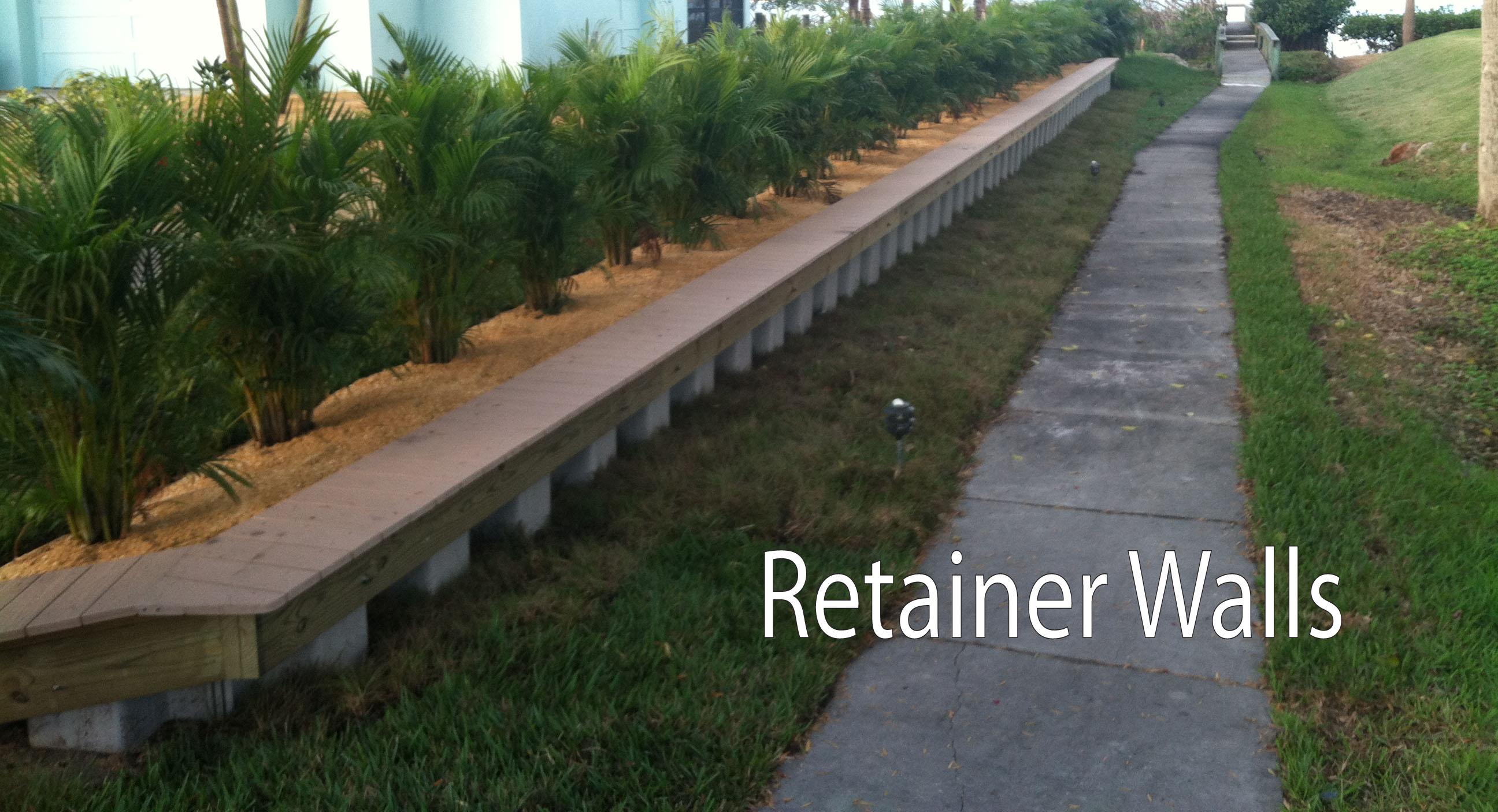 Retainer Walls